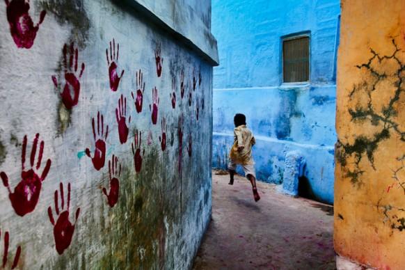 Jodhpur, Rajasthan, India, 2007 © Steve McCurry
