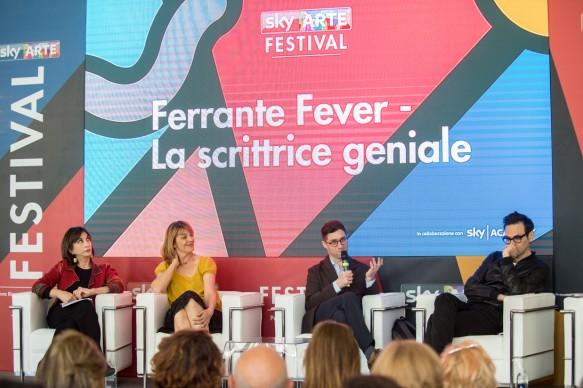 """Sky Arte Festival, 5-7 maggio, Napoli - """"Ferrante Fever"""": il mistero Elena Ferrante"""