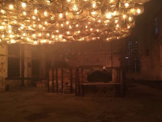 Loris Gréaud, The Unplayed Notes Factory, Murano 2017_2
