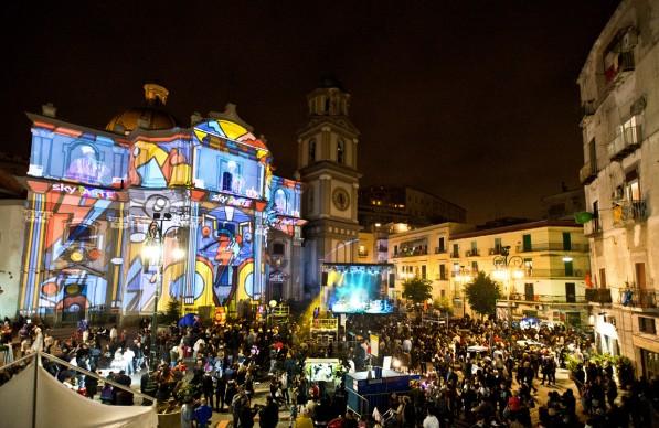 Sky Arte Festival, 5-7 maggio, Napoli - Funky Tomato Party in Piazza Sanità
