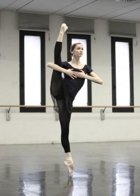 Progetto Haendel - Svetlana Zakharova in prova - ph Brescia e Amisano, Teatro alla Scala