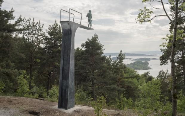 ©Elmgreen & Dragset Dilemma Florian Holzherr Ekebergparken