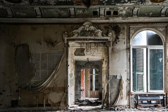 La fine, una lacerazione, photo by Andrea Meloni