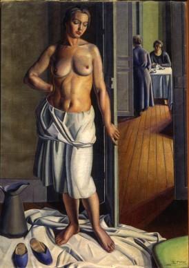 Mario Tozzi, La toeletta del mattino, 1922