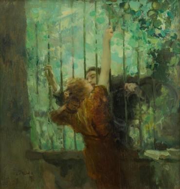 Ambrogio Alciati, Il convegno, 1918