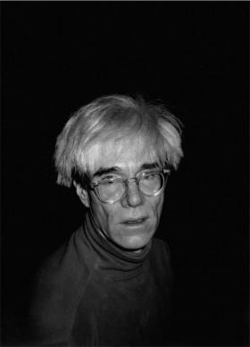 Andy Warhol NYC Portrait '83 © Bart van Leeuween