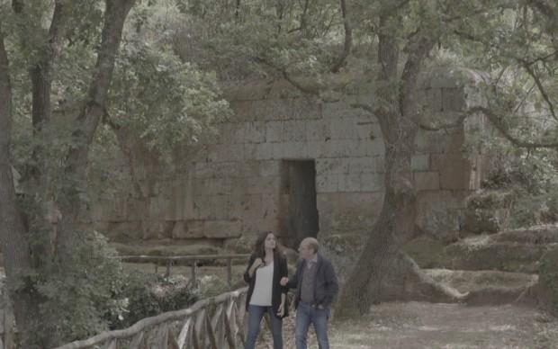 Dario Vergassola e Veronica Sei in un Paese Meraviglioso Cerveteri Tarquinia