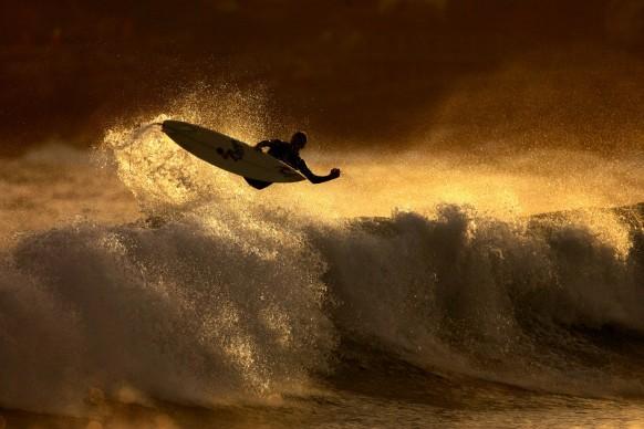 SUNSET SURF, Gennaio 2008, Sydney, Australia © Credits: Ezra Shaw / Getty Images