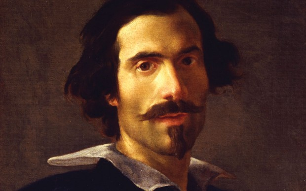 Gian Lorenzo Bernini, Autoritratto, Firenze, Galleria degli Uffizi, Corridoio Vasariano