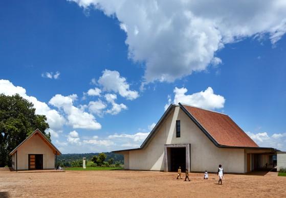 John McAslan + Partners, Cattedrale di Kericho, Kenya. Photo by Edmund Sumner