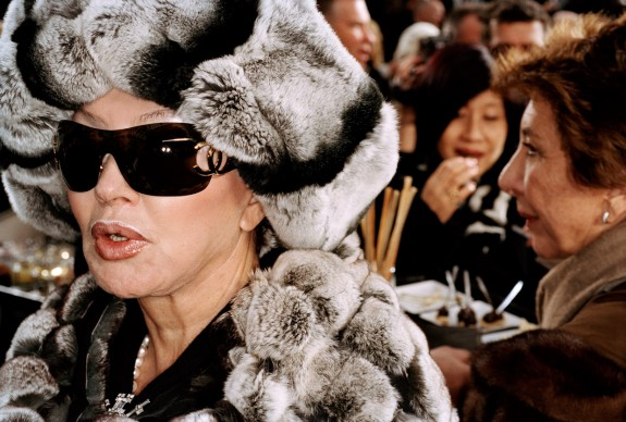 Haute Couture, Paris, France, 2007. From 'Luxury'. © Martin Parr / Magnum Photos