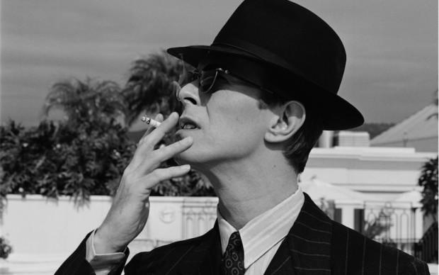 Michel Haddi, David Bowie