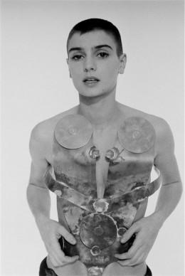 Sinéad O' Connor © Michel Haddi