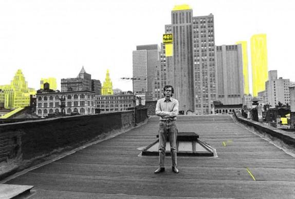 Maria Mulas, Christo, New York, 1979