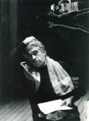 Maria Mulas, Giorgio Strehler, 1969