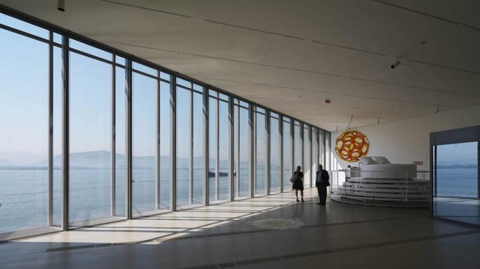 enzo Piano Building Workshop, Centro Botín de las Artes y la Cultura, Santander, Spagna, ph. Enrico Cano