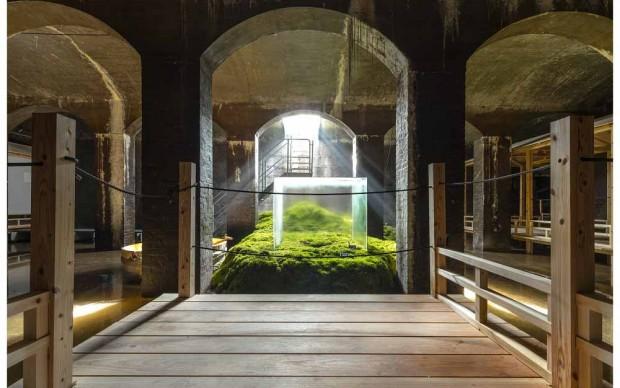 Hiroshi Sambuichi, The Water, The Cisterns - Copenaghen. Photo by Jens Markus Lindhe