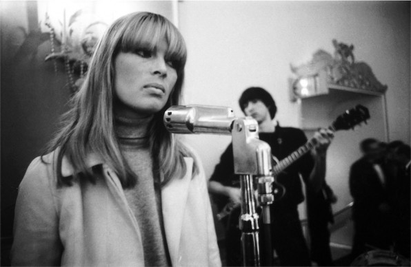 Nico and Sterling Morrison, Delmonico's Hotel,January 13th 1966, Annual Dinner of the New York SocietyClinical Psychiatry © Adam Ritchie Photography, www.adam-ritchie-photography.co.uk