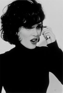 Winona Ryder, New York, 1993 © Michel Haddi