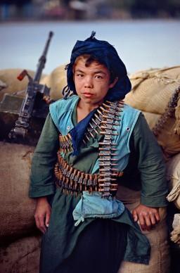 Kabul, Afghanistan, 1993 © Steve McCurry