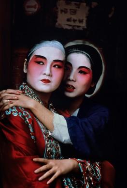 Hong Kong, Cina, 1984 © Steve McCurry