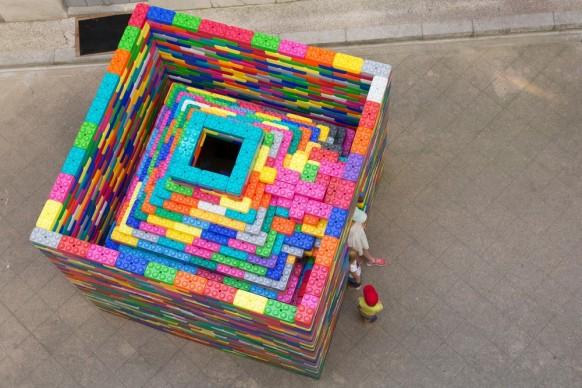 Atelier Micromega - La madeleine. Photo credit: ©photoarchitecture.com