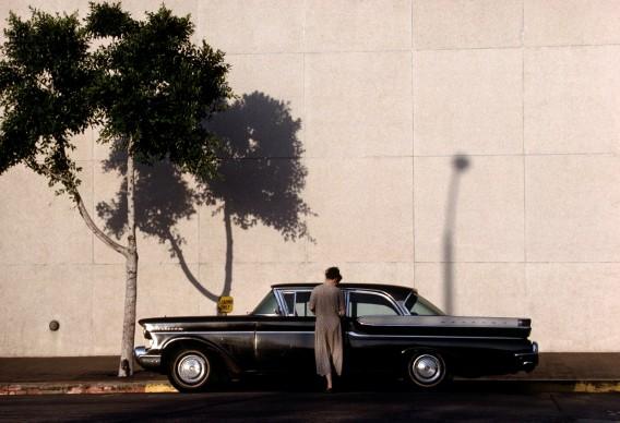 Franco Fontana, Los Angeles, 1991, UniCredit Art Collection