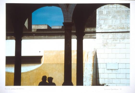 Franco Fontana, Presenzassenza, Roma, 1979, UniCredit Art Collection