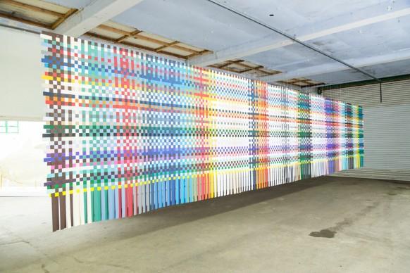Made Thought, The Fabric of Hull, parte della mostra Paper City, Hull - Gran Bretagna, 30 giugno - 9 luglio 2017