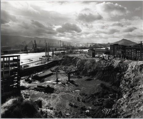 Gabriele Basilico, Bilbao, 1993