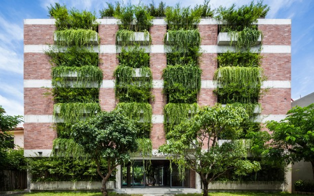 Atlas Hotel Hoi An, Hoi An, Vietnam by Vo Trong Nghia Architects