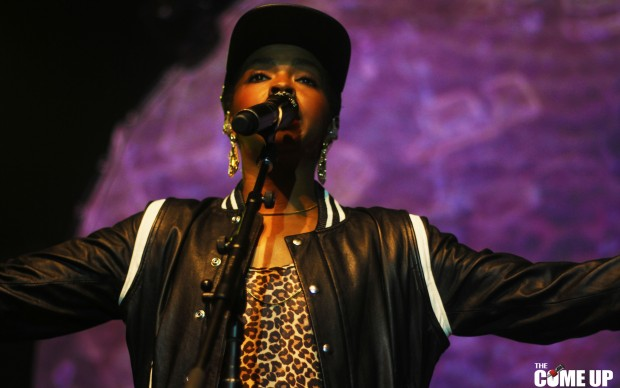 Lauryn Hill June 21, 2014 @ Sound Academy (Toronto) Photography by Eddy Rissling for The Come Up Show
