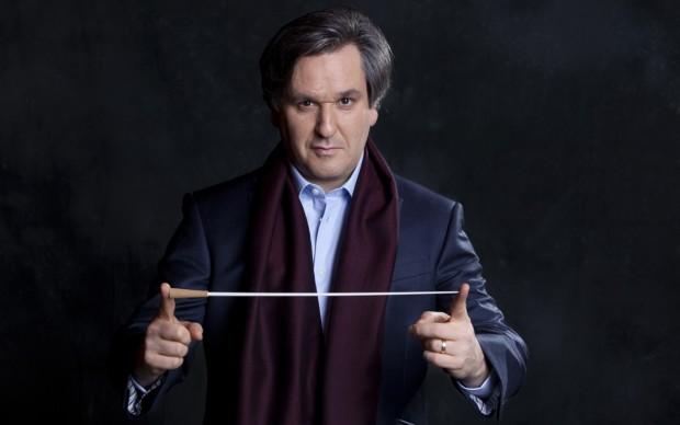 Antonio Pappano ©Musacchio & Ianniello, licensed to EMI Classics