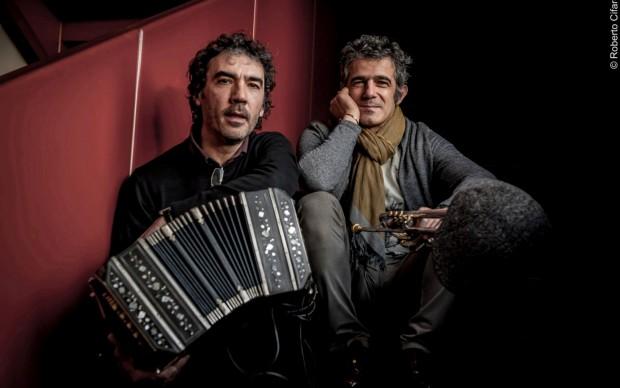 Paolo Fresu & Daniele Di Bonaventura (foto@roberto cifarelli)