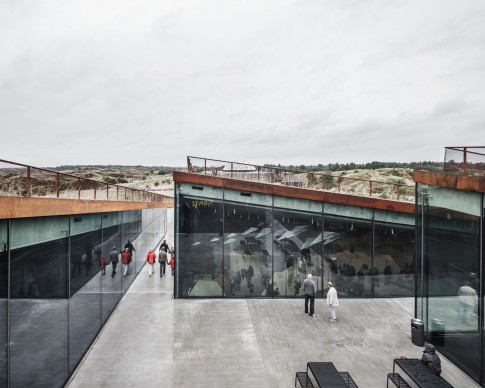 Bjarke Ingels Group, TIRPITZ, photo by Rasmus Hjortshøj