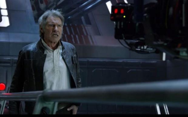 Star Wars Il Risveglio della Forza Harrison Ford