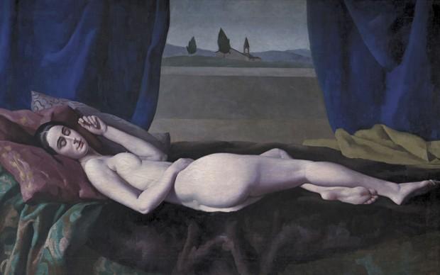 Ugo Celada da Virgilio RItratto della moglie, 1925 - 1930 Artdeco Galuchat, Vicenza