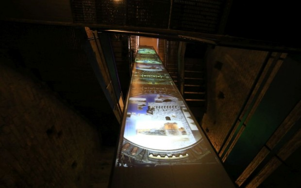 vertical vertigo videomagging torre san gimignano storia antica