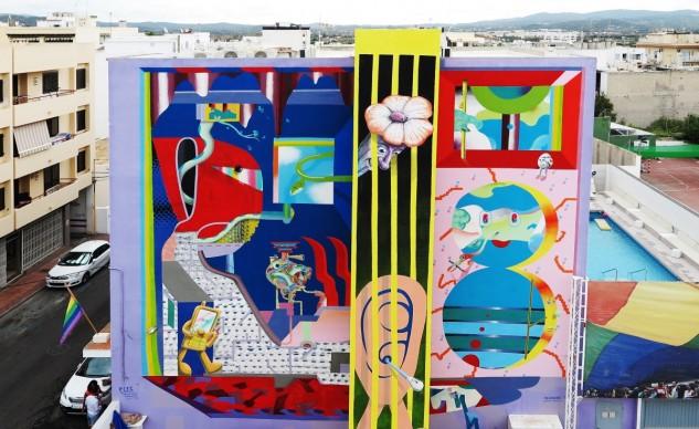 Pelucas a BLOOP Festival 2016 - No fear, Ibiza