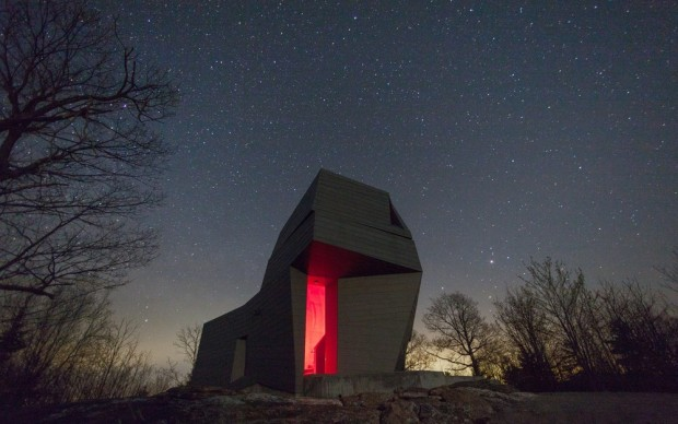 Gemma Observatory, photo credits: Photo credit: Anmahian Winton Architects + Client
