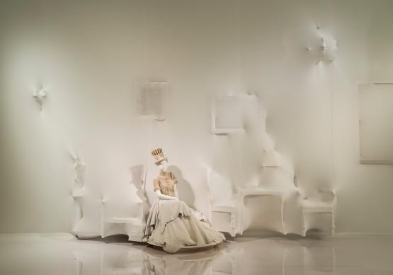 Love Is Love: le mariage pour tous à la Jean Paul Gaultier, Musée des beaux-arts de Montréal, 2017. Photo Denis Farley