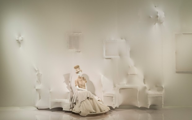 Love Is Love : le mariage pour tous à la Jean Paul Gaultier, Musée des beaux-arts de Montréal, 2017. Photo Denis Farley