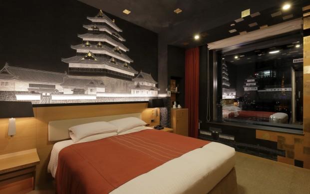 Kazuki Mizuguchi, Artist Room Castle, Park Hotel Tokyo