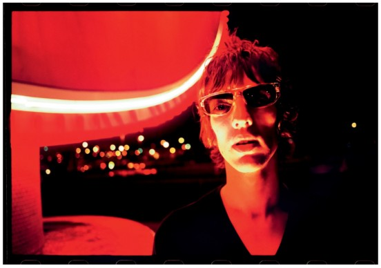 "Immagine tratta da ""The Verve. Photographs by Chris Floyd"""