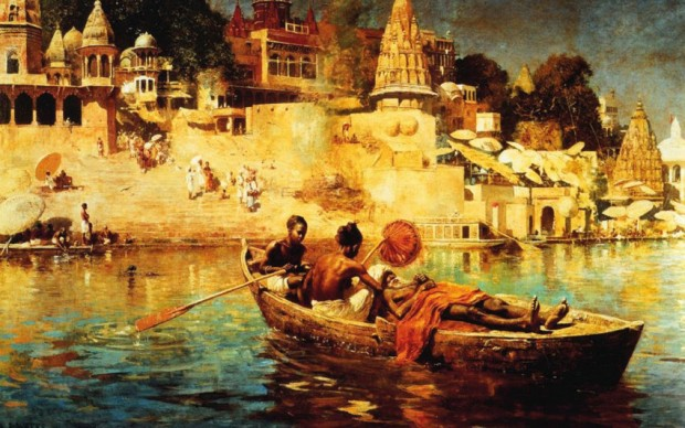 01_Edwin Lord Weeks_The Last Voyage_1885