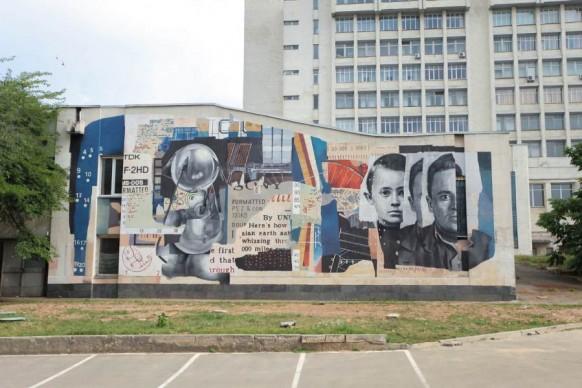 Marat Morik, Growing Up, Kiev, Ucraina, 2017