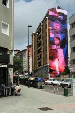 Zoerism, Bilbao, 2016
