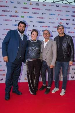 Antonino Cannavacciuolo, Antonia Klugmann, Bruno Barbieri e Joe Bastianich - i giudici di Masterchef 2017