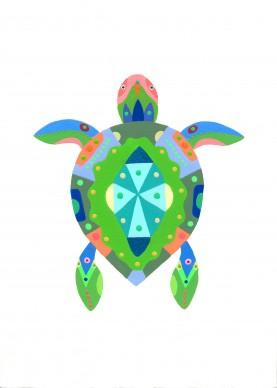 Fulvia Mendini, La tartaruga