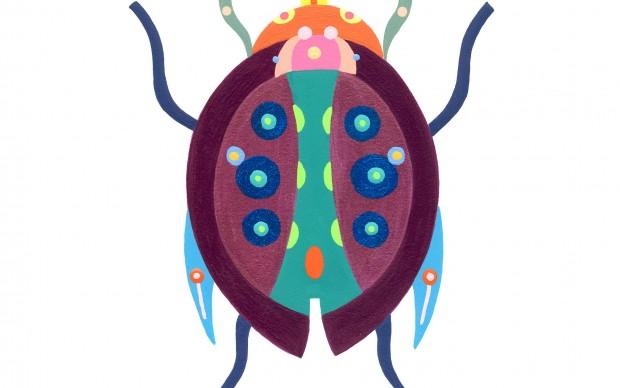 Fulvia Mendini, Lo scarabeo